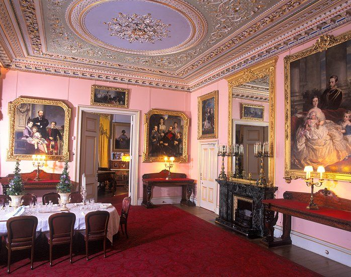 Gallery At Osborne House Isle Of Wight English Country