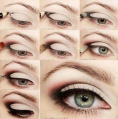 how to do makeup on sunken eyes - Google Search