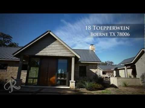 Property Profile:18 Toepperwein, Boerne Texas #KSIR
