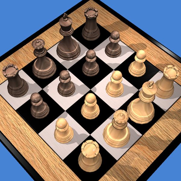 Play Mini Chess 4x4 online 3D or 2D http://www.jocly.com/#/play/mini4x4-chess