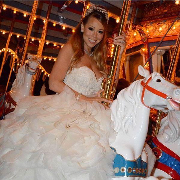 Mariah Carey & Nick Cannon's vow renewal