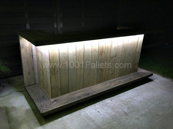 17 Best Ideas About Pallet Bar On Pinterest Pallets