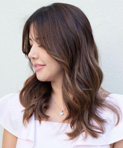 Meistgesuchte pfirsichblonde feine Frisuren für Frauen, die einfach hinreißend sind
