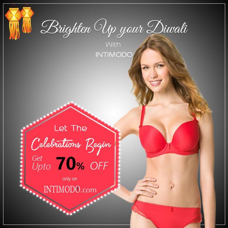 Make You Diwali More Stylish With Our Best Selling Range.#ultimatelingeriesale #womenwear #intimodo #onlineshopping