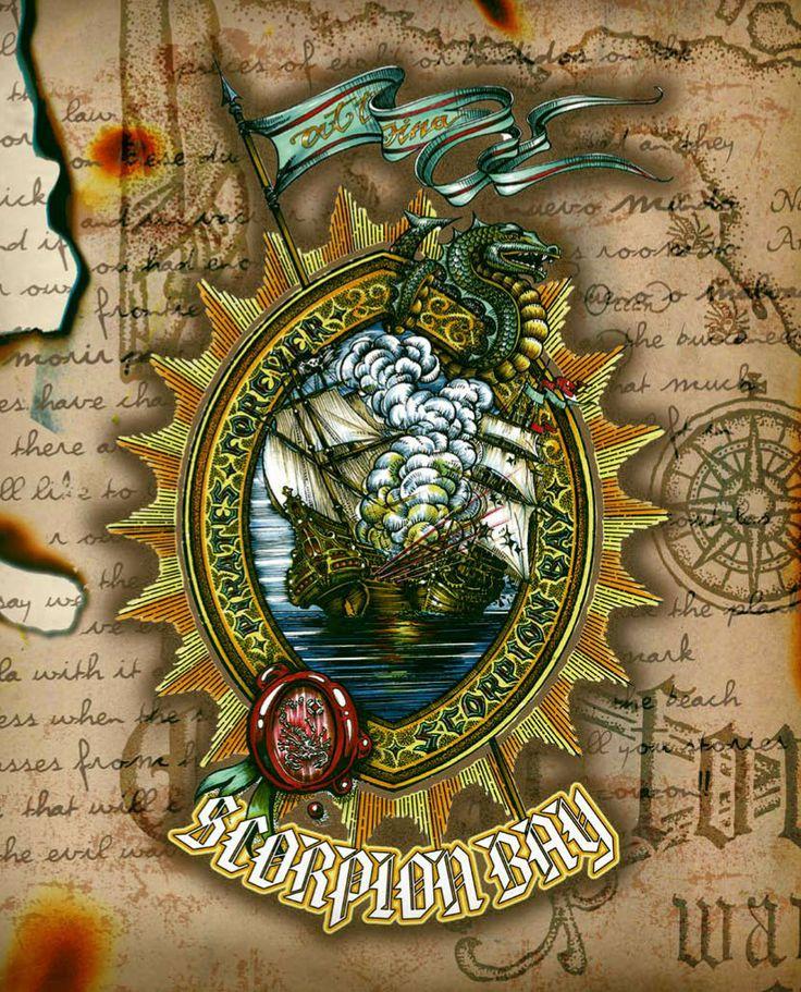 #ScorpionBay #Mexico #Pirates #Conquistadores