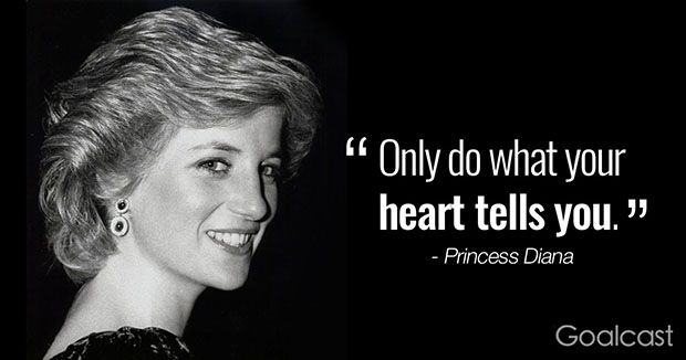 22 Powerful Princess Diana Quotes On The 20th Anniversary Of Her Death