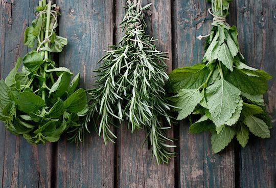 Top 10 Herbs by Nutrient Density on http://livingmaxwell.com
