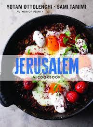 """""""Sono più di vent'anni che abbiamo lasciato Gerusalemme. Eppure è ancora questa città che consideriamo casa nostra, perché ci connota"""" lo scrivono Ottolenghi e Tamimi nelle prefazione del bel libro di cucina (... e non solo) """"Jerusalem""""."""