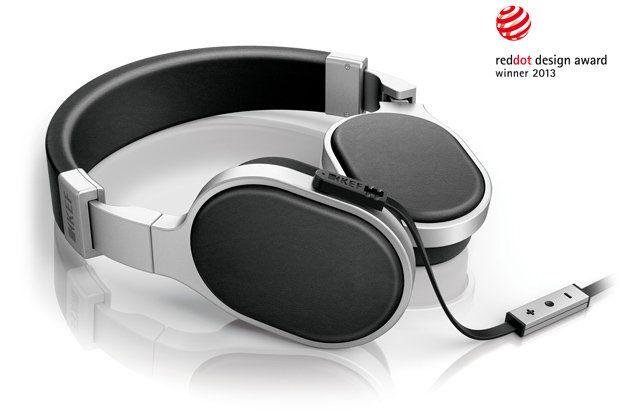 M500 HiFi Over Ear headphones by KEF