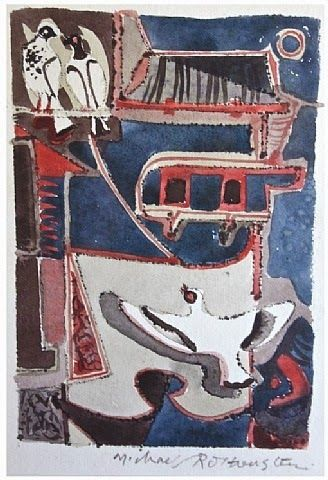 Image result for michael rothenstein prints
