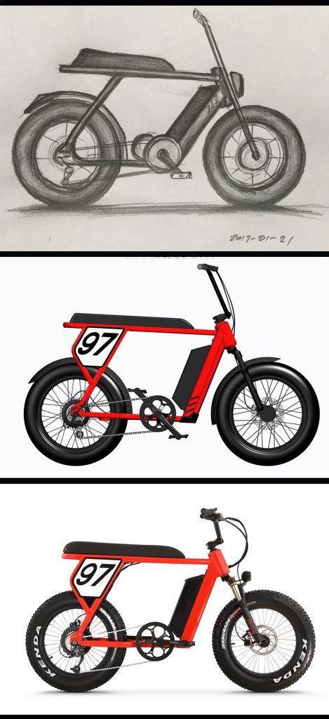 8b304809af0 CityScrambler - Electric Adventure Bike | Electric Bikes | Scrambler ...