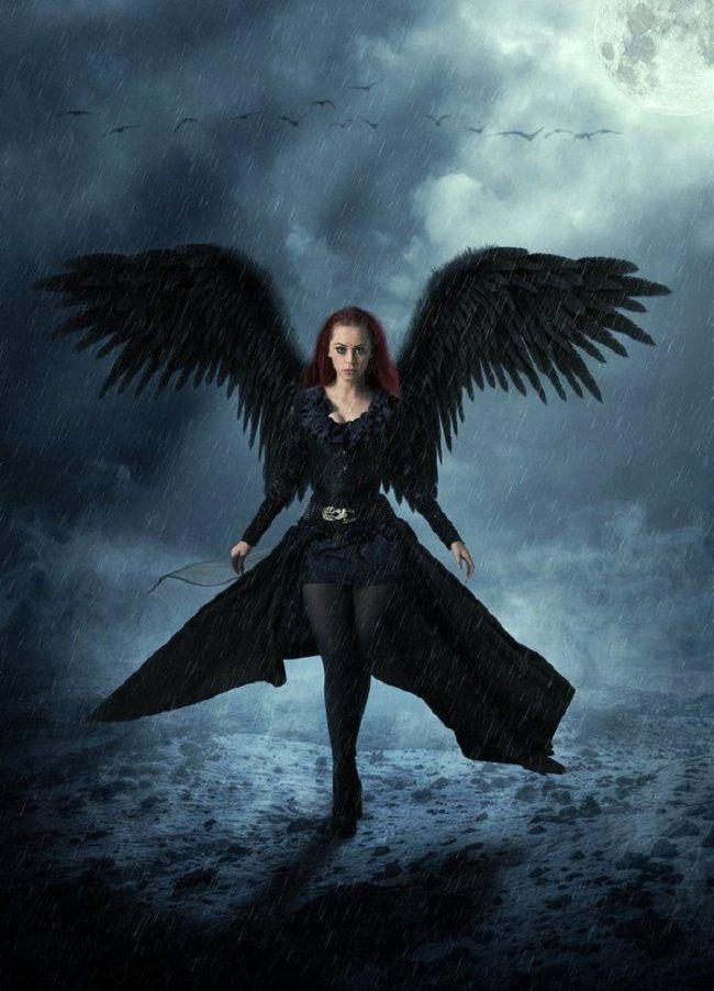 уже под темные ангелы фото одни самых