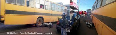 BLOG DO MARKINHOS: Acidente envolve motocicleta e micro ônibus no cen...