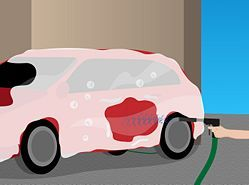 Use a Self Service Car Wash - wikiHow