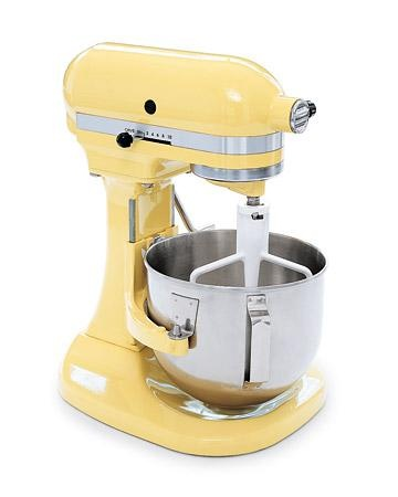How to clean a standing electric mixer