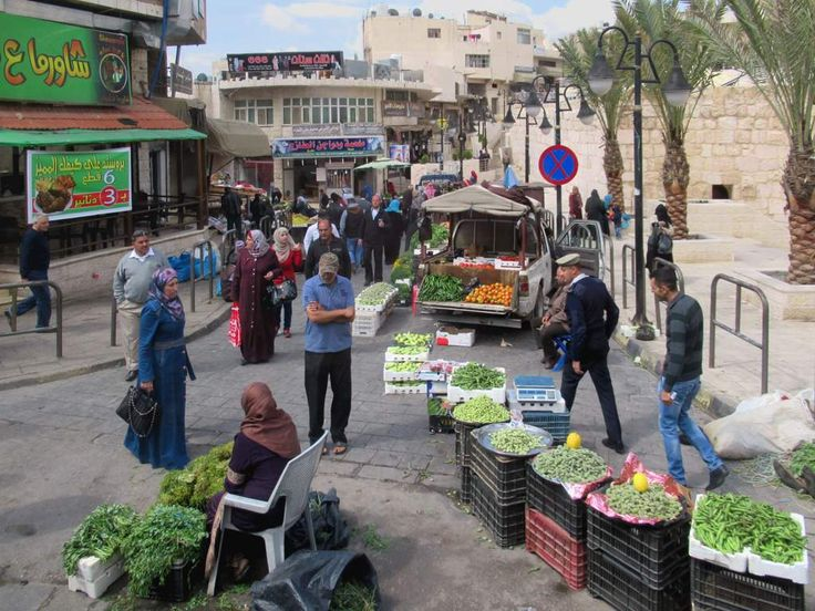 Ajloun, 25 kilometers west of Jerash, is an important regional center in northwestern Jordan.