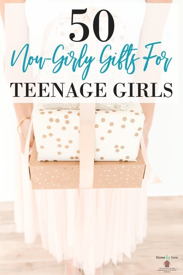 50 Non Girly Gifts for Teenage Girls Christmas Gift Ideas