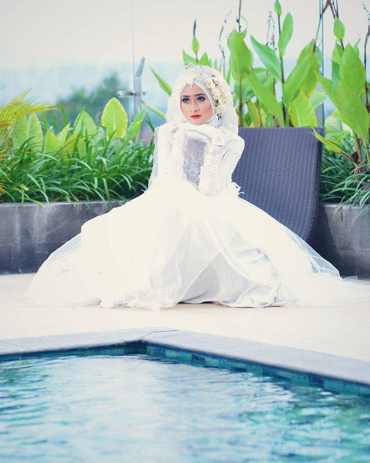 914 besten Hijab Wedding Dress Bilder auf Pinterest | Brautkleider ...