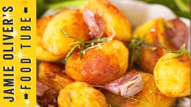 Jamie's Perfect Roast Potatoes