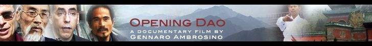 Opening Dao: a documentary film on Taoism and martial arts | Life Arts Media