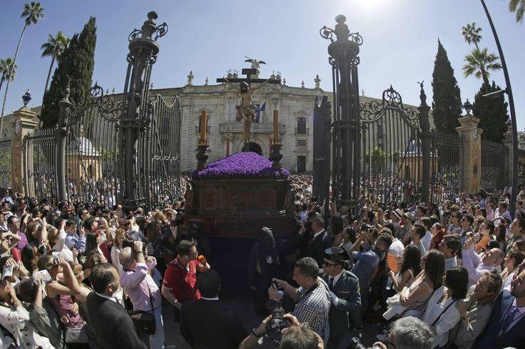 Las fotos de Los Estudiantes el Martes Santo de la Semana Santa de Sevilla 2017