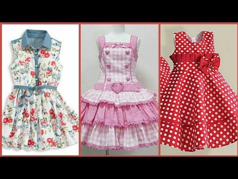 8cbe59a5e 1year baby frock cutting and stitching full tutorial