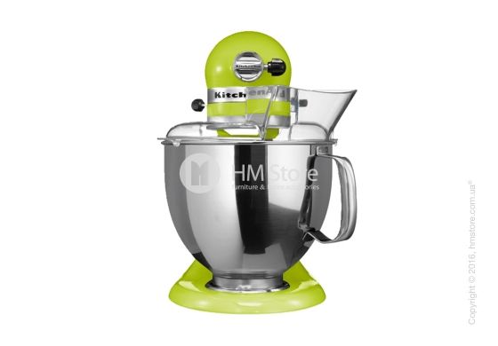 ⭐⭐⭐⭐⭐ Планетарный миксер KitchenAid Artisan Series 5-Quart Tilt-Head Stand Mixer 4.8 л, Green Apple   Планетарный миксер KitchenAid Artisan Series 5-Quart Tilt-Head Stand Mixer 4.8 л, Green Apple – это кухонная техника с богатой историей, обладающая невероятной надежностью и отменной работоспособностью. Цельнометаллический корпус и качественная сборка позволяют миксерам KitchenAid не только служить без нареканий весь гарантийный период, но и превышать эти сроки вдвое, а то и втрое.   📖…