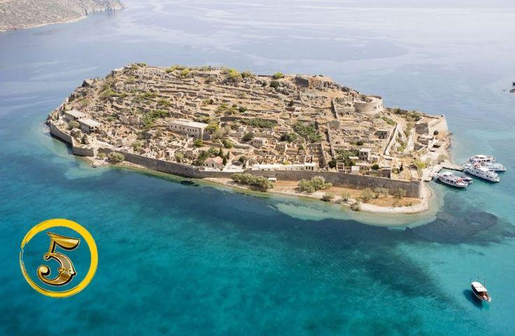 Złota Piątka: Niezwykłe wyspy