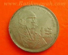 1994 Mexican peso