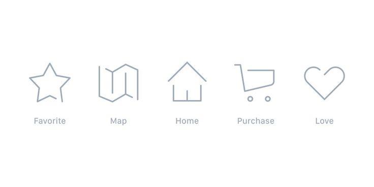 Icons for a public transportation guidance. #icon #icondesign #iconset #iconography #iconaday #pictogram #picto #symbol #uidesign