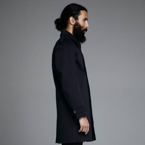 Stutterheim Arvid coat