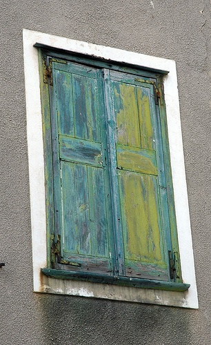 Window from Menorca