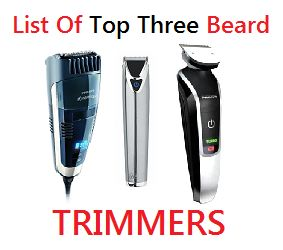 Best Beard and Mustache Trimmer Reviews 2015