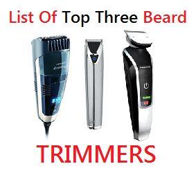 Best Beard and Mustache Trimmer Reviews 2015