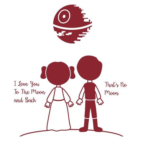 Download Star Wars Valentine's SVG Cuttable Designs | Star wars ...