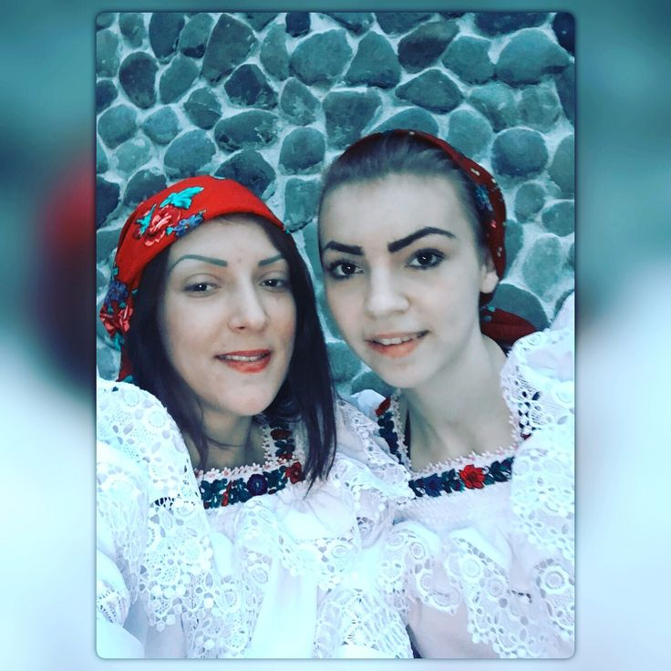 Romanian girls and traditions