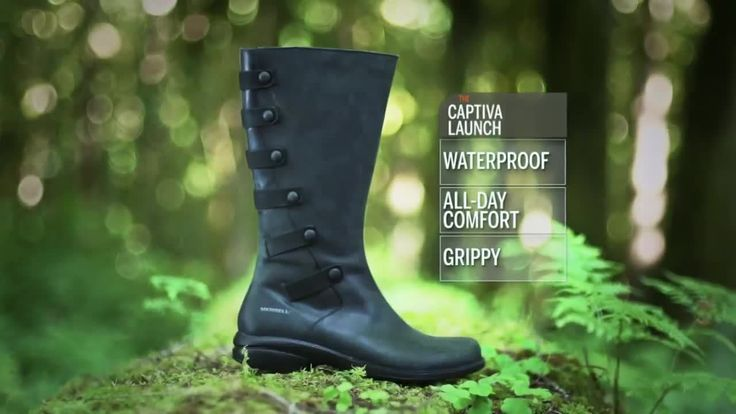 Merrell Womens Captiva Mid Waterproof W