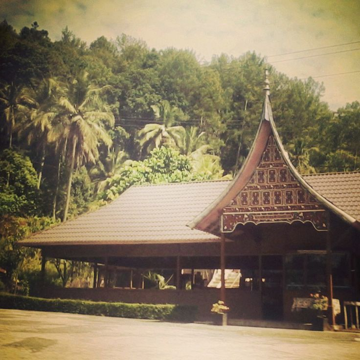 My own culture photography shoot 'Minangkabau Traditional Building' - West Sumatera Indonesia