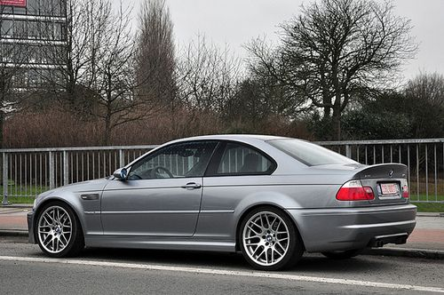 bimmer-welt:    BMW M3 CSL by J*Segers on Flickr.