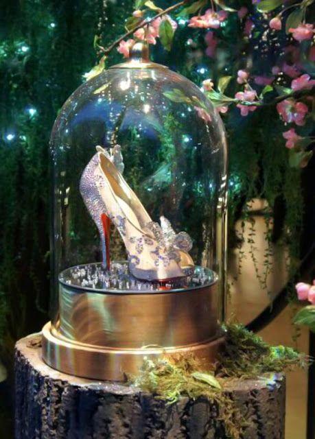 Zapatillas de Princesa para tus 15 Años #sweet15 #dress #fashion #moda #quinceanera