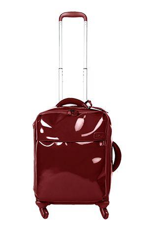 Lipault Plume Vinyle Cabin Luggage 4 Wheels 55x39x26cm 2.6kg