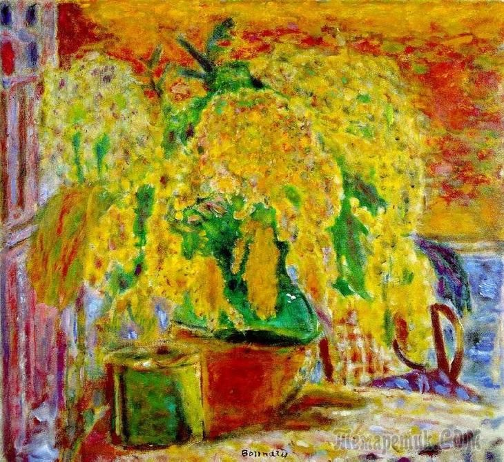 Пьер Боннар (Pierre Bonnard) 1867-1947