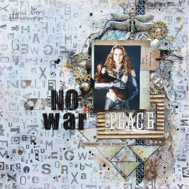 No war by Elena