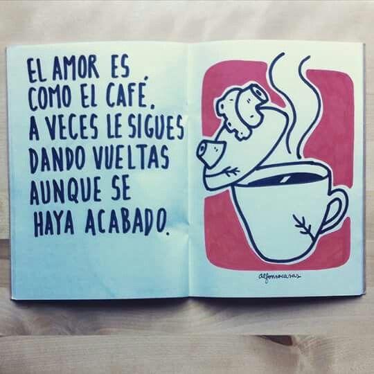 Como el café