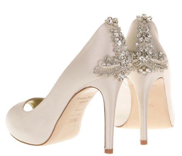 100 beautiful wedding shoes for the bride