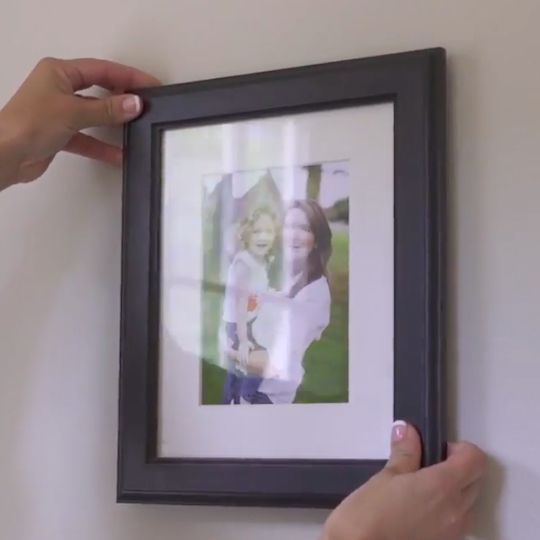 Hanging Pictures Without Wire Is Something That You Can Do With Molding And  A Few Other