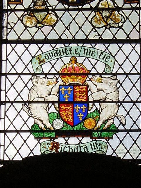 Arms of King Richard III