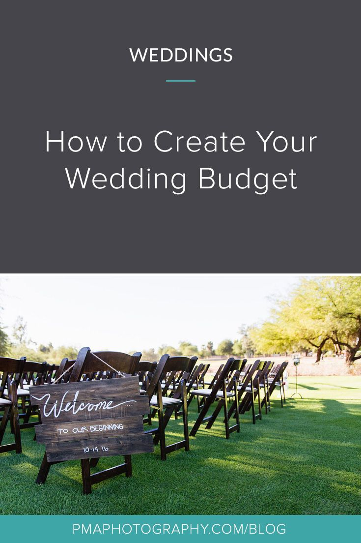 how to create your wedding budget wedding planning pinterest