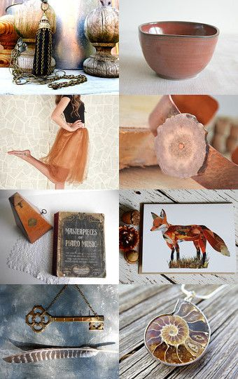 COPPER MOON by Helen Kilsby on Etsy--Pinned with TreasuryPin.com