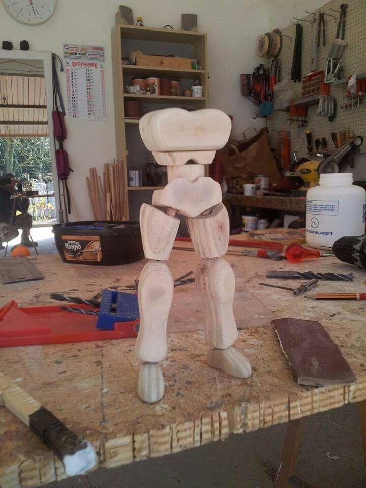 Jeeg robot 鋼鉄ジーグ I robot dell'artigiano